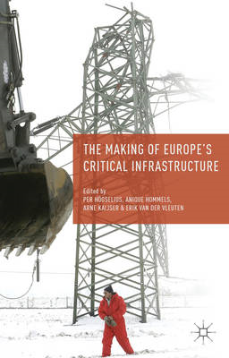 The Making of Europe's Critical Infrastructure: Common Connections and Shared Vulnerabilities (BOK)