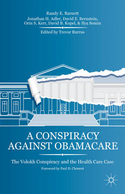 Conspiracy Against Obamacare (BOK)