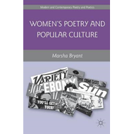 Women's Poetry and Popular Culture (BOK)