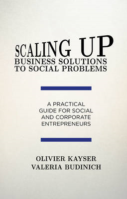 Scaling up Business Solutions to Social Problems (BOK)