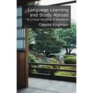 Language Learning and Study Abroad (BOK)