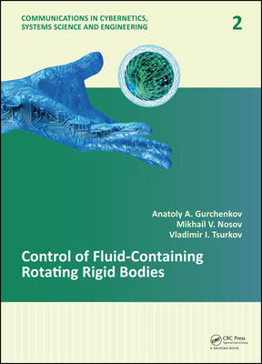 Control of Fluid-Containing Rotating Rigid Bodies (BOK)
