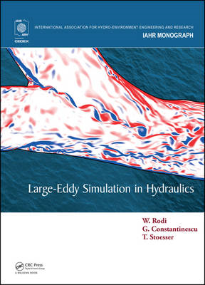 Large-Eddy Simulation in Hydraulics (BOK)