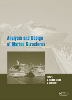 Analysis and Design of Marine Structures (BOK)