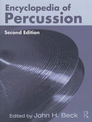 Encyclopedia of Percussion (BOK)