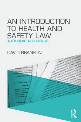Introduction to Health and Safety Law (BOK)