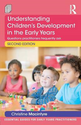 Understanding Children's Development in the Early Years (BOK)