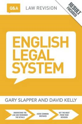 Q&A English Legal System (BOK)