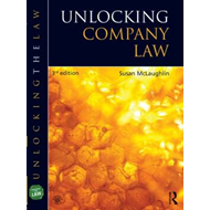 Unlocking Company Law (BOK)