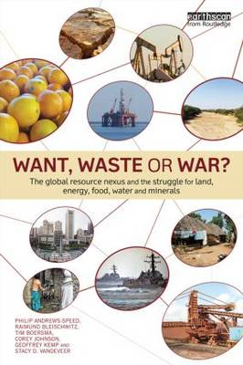Want, Waste or War? (BOK)