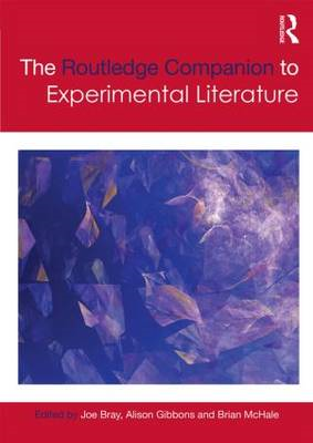 Routledge Companion to Experimental Literature (BOK)