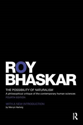 Possibility of Naturalism (BOK)