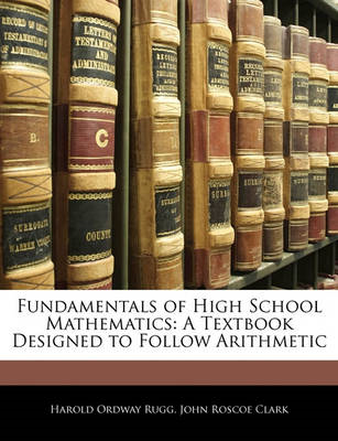 Fundamentals of High School Mathematics (BOK)