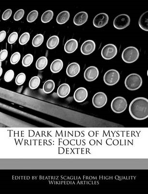 Dark Minds of Mystery Writers (BOK)