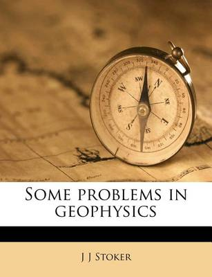 Some Problems in Geophysics (BOK)