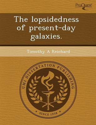 Lopsidedness of Present-Day Galaxies (BOK)
