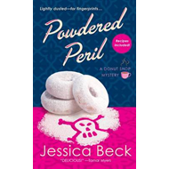 Powdered Peril: A Donut Shop Mystery (BOK)