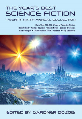 The Year's Best Science Fiction: Twenty-ninth Annual Collection (BOK)