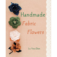 Handmade Fabric Flowers (BOK)