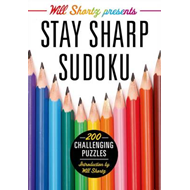 Will Shortz presents stay sharp sudoku (BOK)