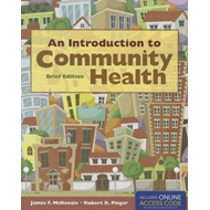An Introduction to Community Health Brief Edition (BOK)