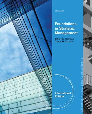 Foundations of Strategic Management (BOK)