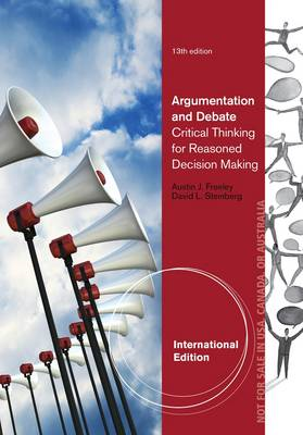 Argumentation and Debate (BOK)