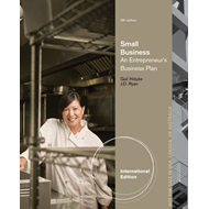 Small Business: An Entrepreneur's Business Plan (BOK)