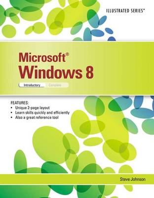 Microsoft Windows 8: Illustrated Introductory (BOK)