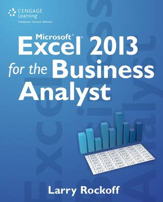 Microsoft Excel 2013 for the Business Analyst (BOK)