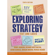 Exploring Strategy Text & Cases (BOK)