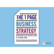 One Page Business Strategy (BOK)