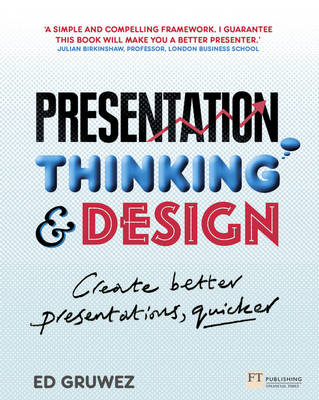 Presentation Thinking and Design (BOK)