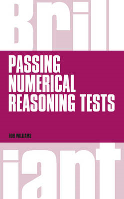 Brilliant Passing Numerical Reasoning Tests (BOK)