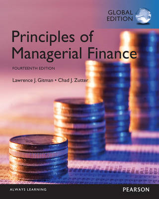 Principles of Managerial Finance, Global Edition (BOK)