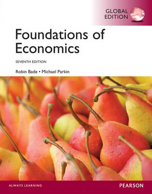 Foundations of Economics, Global Edition (BOK)