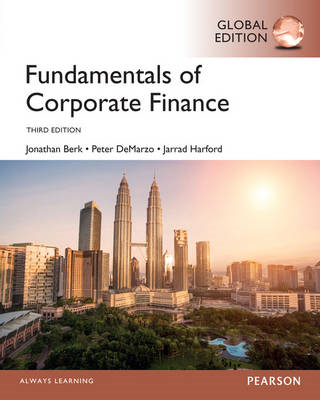 Fundamentals of Corporate Finance, Global Edition (BOK)