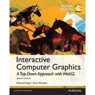 Interactive Computer Graphics with WebGL, Global Edition (BOK)