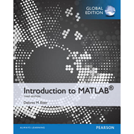 Introduction to MATLAB, Global Edition (BOK)