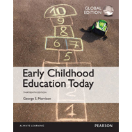 Early Childhood Education Today, Global Edition (BOK)