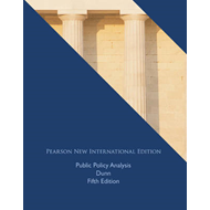 Public Policy Analysis (BOK)