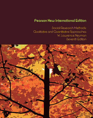 Social Research Methods: Pearson New International Edition (BOK)