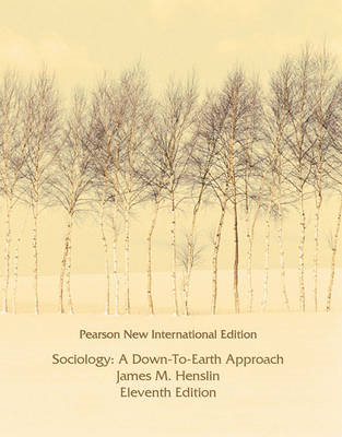 Sociology: A Down-to-Earth Approach (BOK)