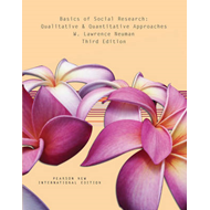 Basics of Social Research: Qualitative and Quantitative Approaches (BOK)
