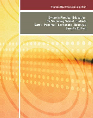 Dynamic Physical Education for Secondary School Students (BOK)