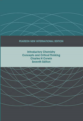 Introductory Chemistry: Concepts and Critical Thinking (BOK)