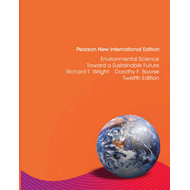 Environmental Science: Pearson New International Edition (BOK)