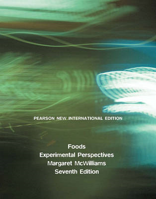 Foods: Experimental Perspectives (BOK)