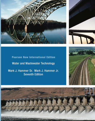 Water and Wastewater Technology (BOK)