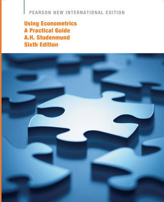 Using Econometrics: A Practical Guide (BOK)